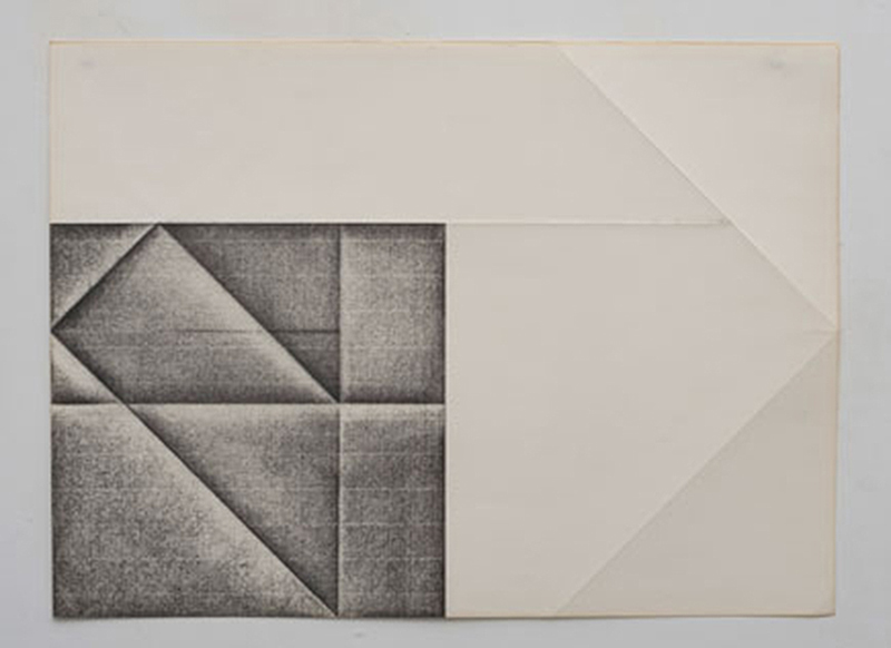 Dora Maurer, Secret Structure, 1979