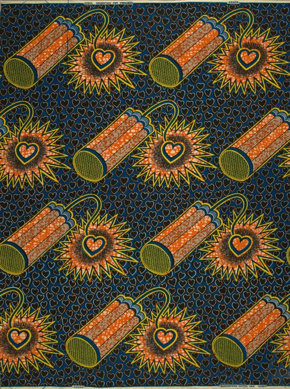 Love Bomb, Wax Hollandais, Vlisco