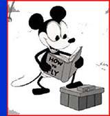 Abb. 5: Mickey Mouse im Jahr 1930