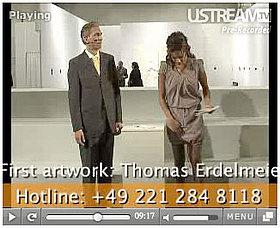 Kunstmarkt TV, 2008