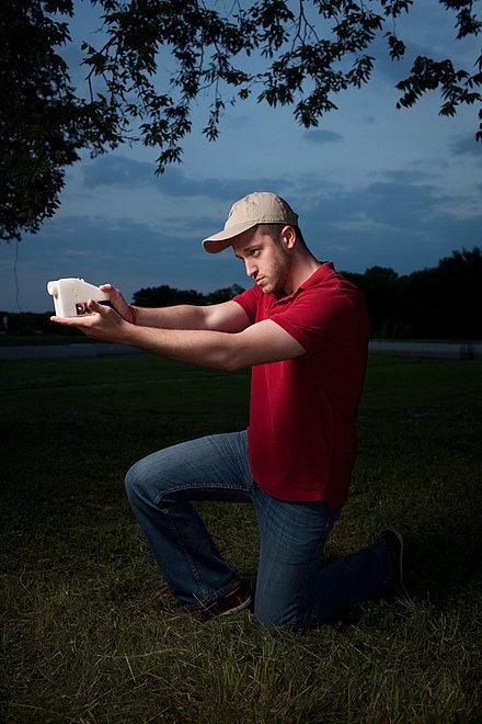 Cody Wilson stellte die Pläne zu dieser Waffe online.