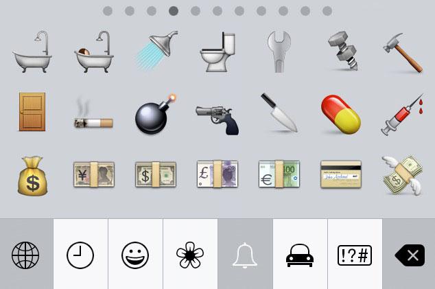 Foto: screenshot / Emojis landen zusehends als Beweismittel vor Gericht.