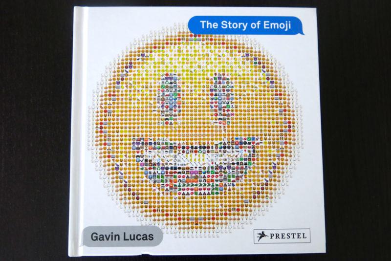 Gavin Lucas: The Story of Emoji, Prestel, 208 Seiten, 400 Abbildungen